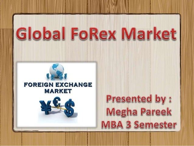 Structure Of Forex Market Slideshare - economic-tips