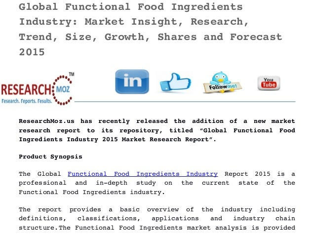 Audits for the Food Processing Industry