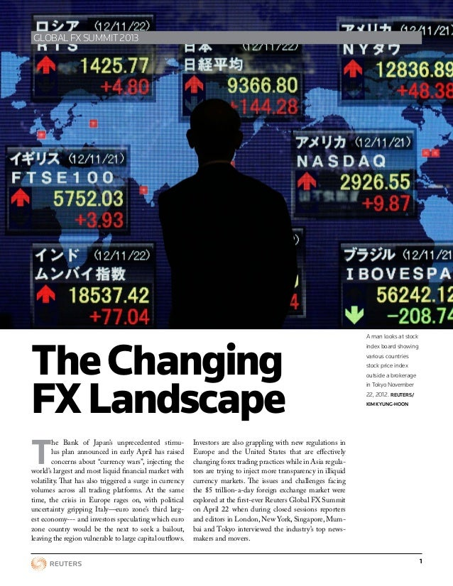 global fx summit 2013The Changing                                                                                         ...