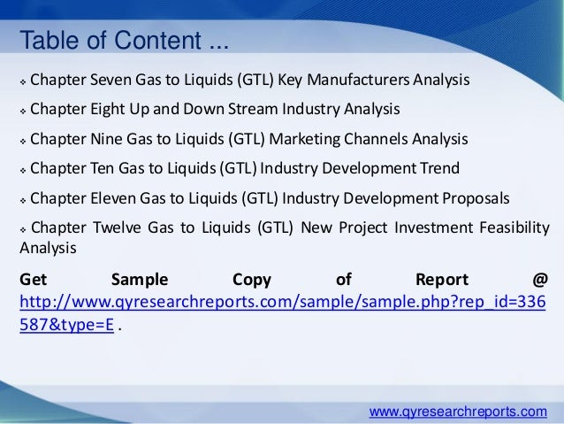 global gas to liquid gtl industry 2014 market The major gas to liquids (gtl) plant is located in qatar, mozambique, nigeria and south africa in middle east and african region whereas in the asia pacific region, malaysia is actively involved in the gas to liquids (gtl) market.
