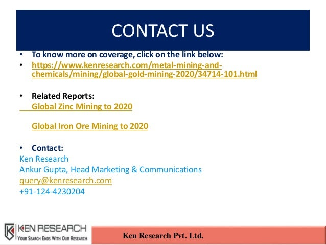 a research on the gold mining industry Usd 2,80000 | global gold mining industry 2016 market research report provides information about specialty chemicals, chemicals industry the global gold mining industry 2016 market research report is a professional and in-depth study on the current state of the gold mining industry.