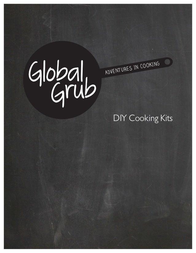 DIY Cooking Kits                                                   ...