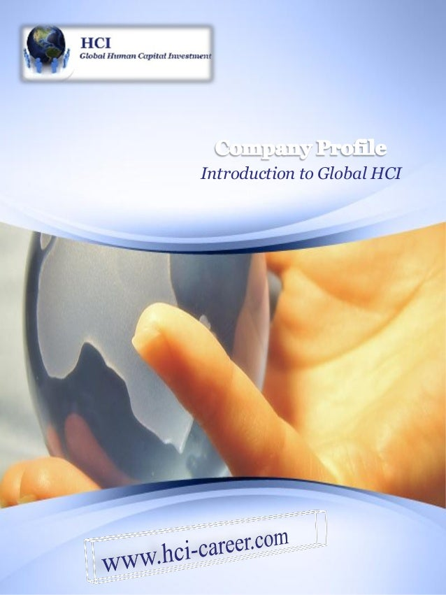 Introduction to Global HCI