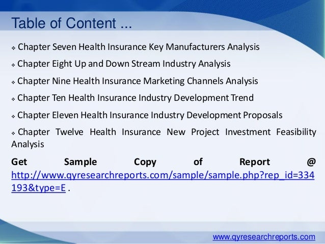 boid analysis on healthcare insurance industry Table 1 below provides a snapshot of the us health insurance industry's health industry long-term care 5 2013 health insurance industry analysis.