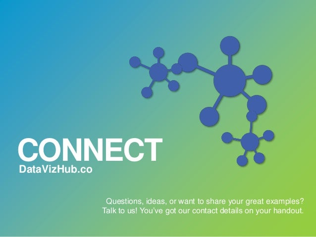 DataVizHub.co Questions, ideas, or want to share your great examples? Talk to us! You've got our contact details on your h...