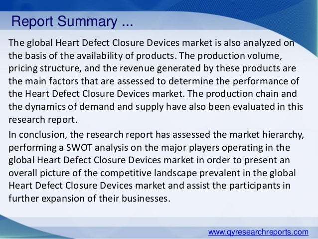 global heart defect closure devices market The global heart defect closure devices market is valued at xx million us$ in 2017 and will reach xx million us$ by the end of 2025,.