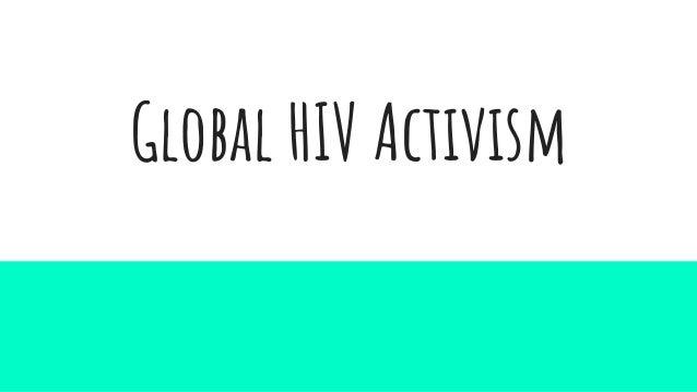 Global HIV Activism