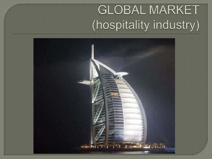 Globalization of the hospitality industry