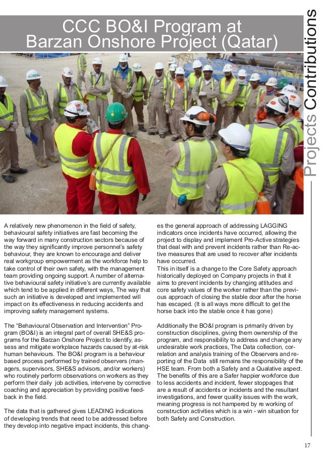 Global hse newsletter hse insights - may 2014