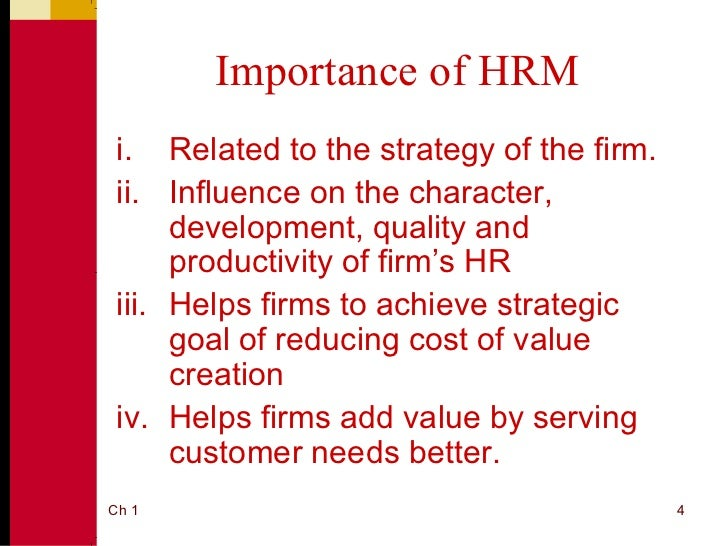 the factors that influence the management of global human resources Human resources management (hrm)  casualization and delayering and human resources  acceptable to the global market, and the.