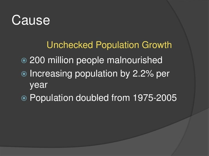 disadvantage of population growth in cambodia What is the importance of population control and its advantages   there is no debate about limiting population growth because if the world does not we .
