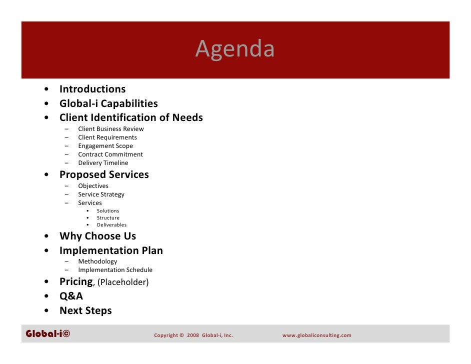 Global-i Capabilities Presentation Slide 2