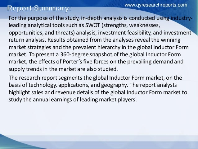 Global inductor form consumption 2016 market research report Slide 3