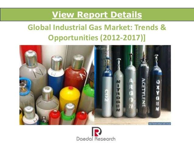 Global Industrial Gas Market: Trends & Opportunities (2012-2017)] View Report Details