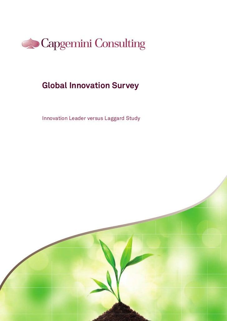 Global Innovation Survey 2010