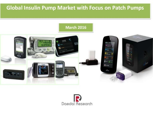 Best Insulin Pumps 2020 Global Insulin Pump Market with Focus on Patch Pumps (2016 2020)   Ne…