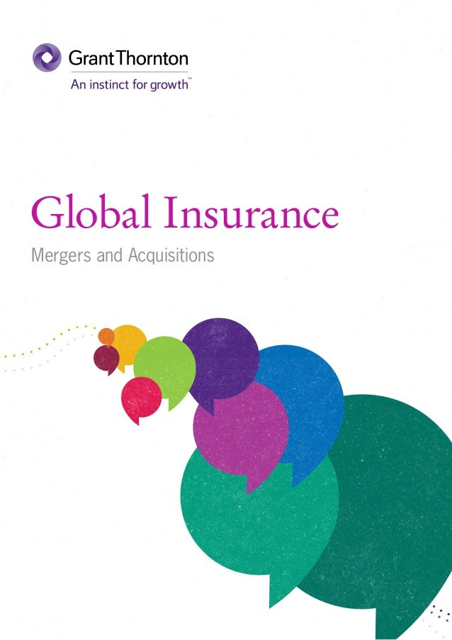 Global Insurance Mergers and Acquisitions