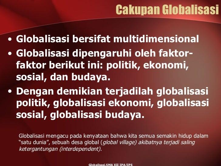 8 Contoh Perubahan Sosial Budaya di Era Globalisasi