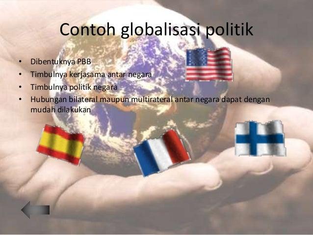 Contoh Terjadinya Globalisasi Ekonomi Dunia How To Aa
