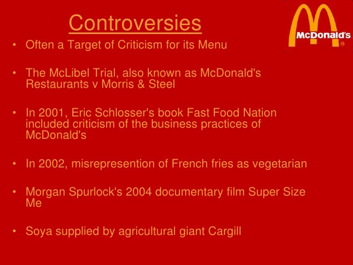 globalisation of mcdonalds Cultural globalization – the globalization of mcdonald's lesson 9.
