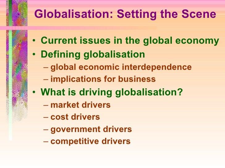 Globalisation Slide 2