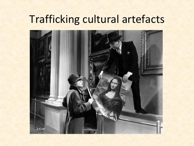 Trafficking cultural artefacts