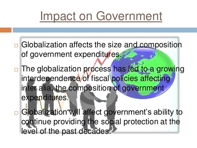 """political consequences of globalisation Globalisation, which has been pushed forward by the expansion of capitalism, has been seen in the political world since 1848, when marx and engels stated how the """"bourgeoisie has through its exploitation of the world market given a cosmopolitan character to production and exchanged """"local and national seclusion and self-sufficiency"""" for """"universal inter-dependence of nations"""" (1966 ."""