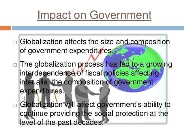 political economy of globalization pdf