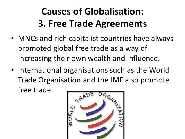 political consequences of globalisation