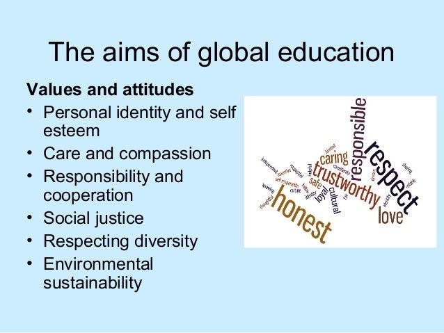 purpose of globalisation