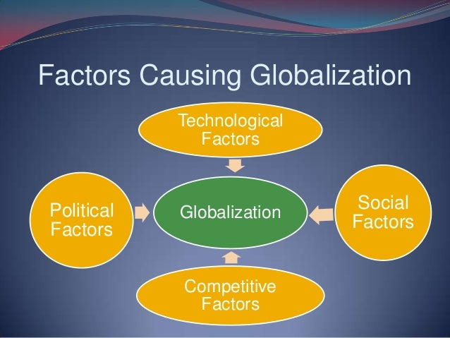 impact of globalization on the financial Financial globalization and crises: overview  discuss the effects of financial globalization and analyze the experiences of some important.
