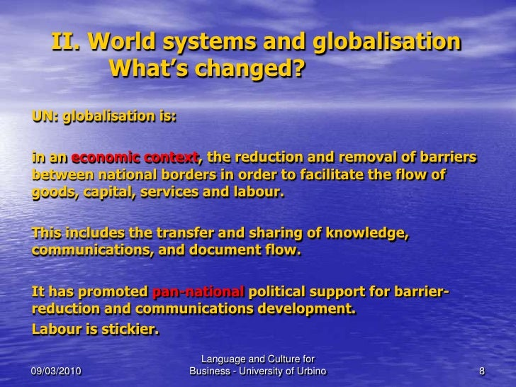 The Negative Impacts of Globalization on the Environment