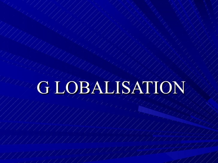 Globalisation (Essential Managers)