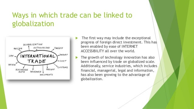 in what way has globalisation impacted For personal use: please use the following citations to quote for personal use: mla how globalization is changing the world.