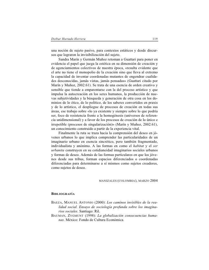 Deibar Hurtado Herrera                                              119   una noción de sujeto pasivo, para contextos está...