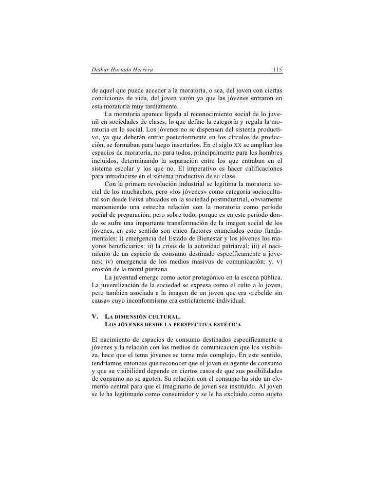 Deibar Hurtado Herrera                                                  115   de aquel que puede acceder a la moratoria, o...