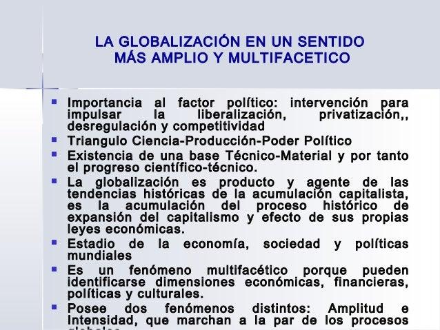 Globalizaci n y relaciones internacionales bar for La politica internacional