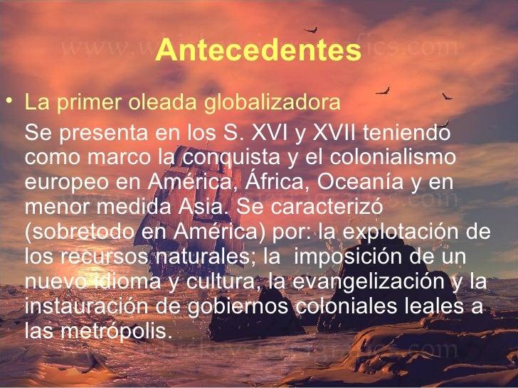 Globalizacion Slide 2