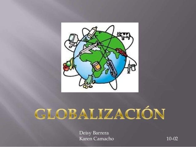 Deisy Barrera Karen Camacho 10-02