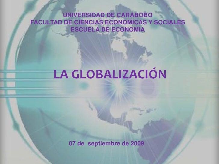 Globalizacion (marquesina)