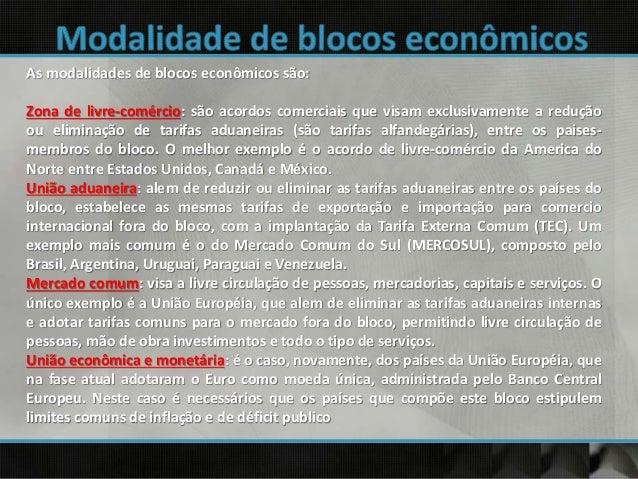 Como não existe perspectiva de formação de mercado único nos moldes da União européia a grande diferença socioeconômica en...