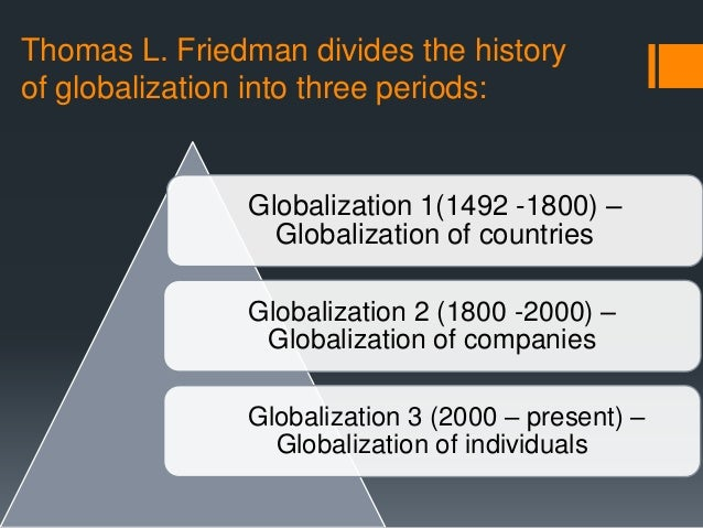 a history of globalization and its effects on the countries around the world And political pros and cons of globalization history of cons of economic globalization: some countries with globalization and its impact to join.