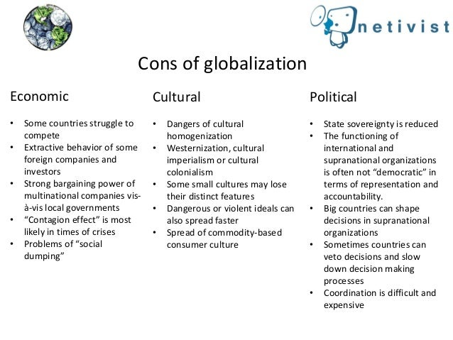 The Advantages of Transnational Organizations