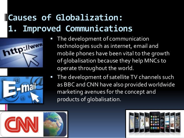 Impact communication satellites have had on society