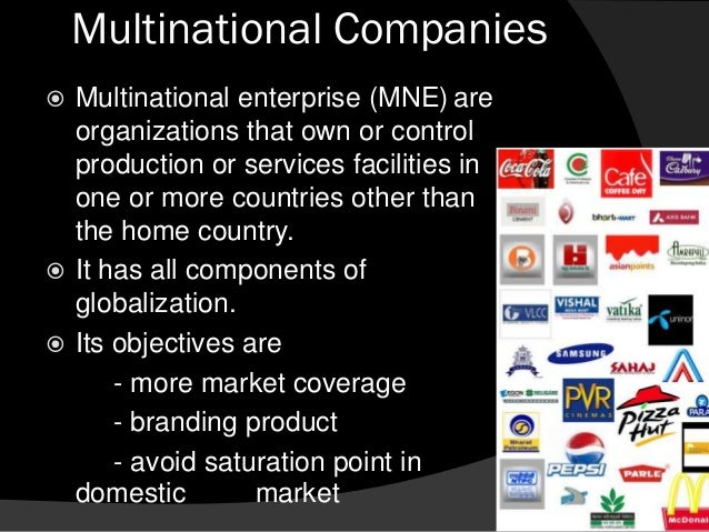 multinational enterprises engage in foreign direct investment economics essay The eclectic paradigm is a theory in economics and is also  seeking to engage in foreign direct investment  of multinational enterprises (mnes) the more the.