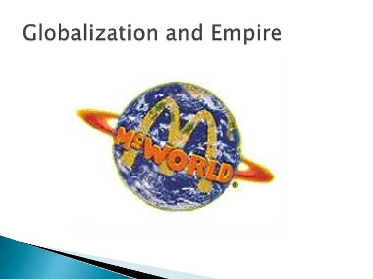 Globalization and Empire<br />