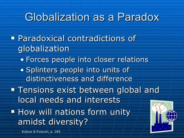 the local and the global globalization and ethnicity pdf