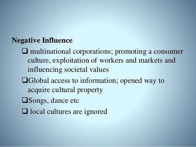 Social Globalization By Afifa Jamil