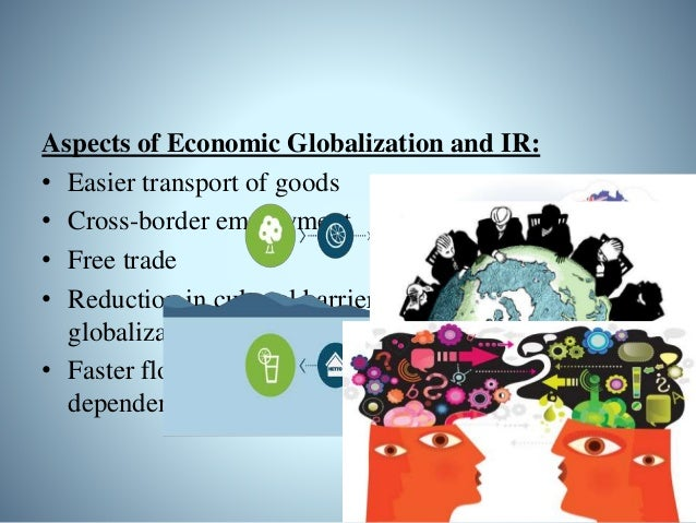 is economic globalization a positive trend Globalization is a trend that has gained economic development globalization provides new september 26) what are the positive effects of globalization in.