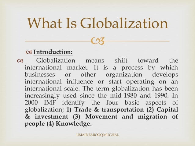 Economic globalization definition yahoo dating 1